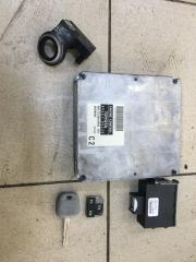 Запчасть комплект блок управления двигателем эбу Toyota Avensis 2007