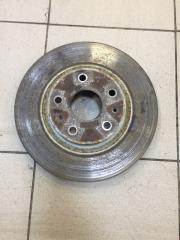 Запчасть тормозной диск передний Lifan X60 2014