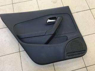 Запчасть обшивка двери задняя левая Volkswagen Polo 2017