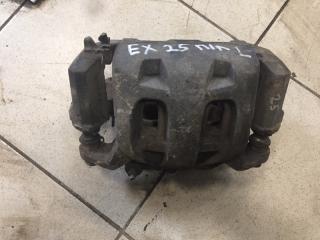 Запчасть суппорт тормозной передний левый Infiniti EX25