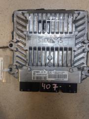 Запчасть блок управления двигателя эбу Peugeot 407