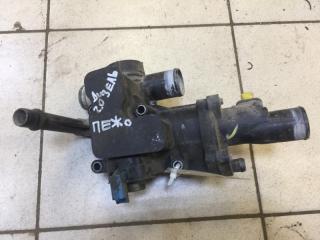 Запчасть корпус термостата Peugeot 407