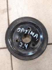 Запчасть шкив помпы KIA Optima