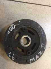 Запчасть шкив коленвала Mazda 2
