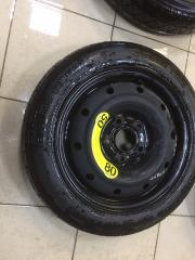 Колесо R15 / 125 / 80 Maxxis temporary use only 5x114.3 штамп.  (б/у)
