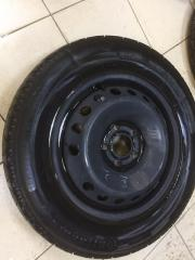 Колесо R16 / 145 / 90 Continental temporary use only 5x110 штамп.  (б/у)