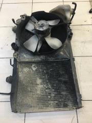 Запчасть радиатор охлаждения Toyota Corsa 1995