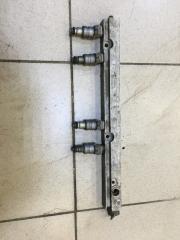 Запчасть топливная рампа с форсунками Lada 21099