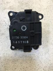 Запчасть моторчик заслонки отопителя Nissan Sentra 2014