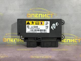 Запчасть блок управления airbag Opel Insignia