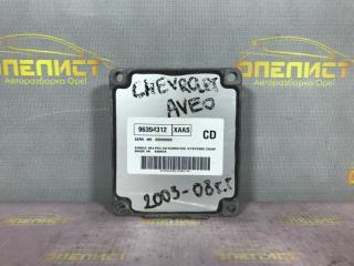 Запчасть блок управления двигателем Chevrolet Aveo