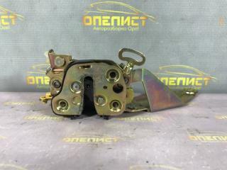 Запчасть замок двери передний правый Opel Vectra