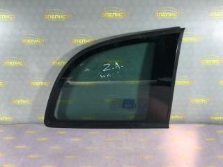 Запчасть стекло кузова боковое заднее правое Opel Zafira
