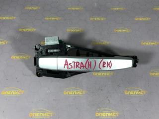 Запчасть ручка двери внешняя передняя правая Opel Astra