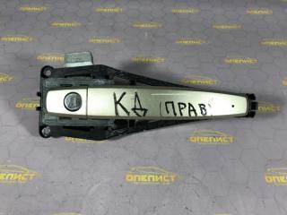 Запчасть ручка двери внешняя передняя правая Opel Corsa