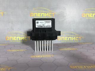 Запчасть резистор отопителя Opel Mokka