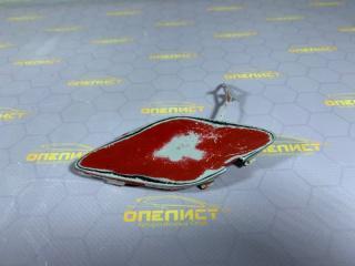 Запчасть заглушка в бампер передняя Opel Astra