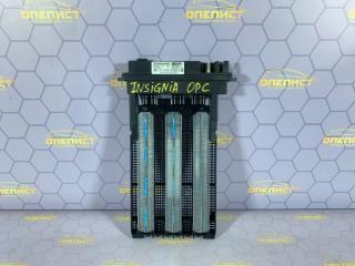 Запчасть радиатор отопителя электрический Opel Insignia OPC