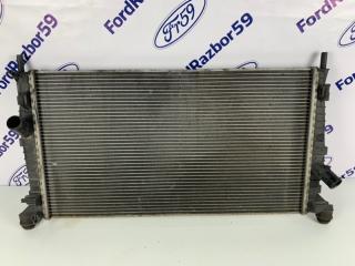 Запчасть радиатор двс Ford Focus 2 2010