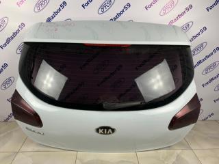 Запчасть крышка багажника задняя Kia Ceed 2012-2017