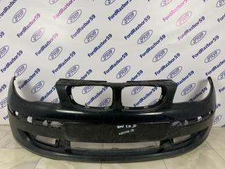 Запчасть бампер передний BMW 1-series 2004-2011