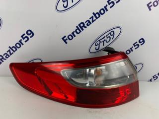 Запчасть фонарь задний левый Renault Fluence 2009-2017