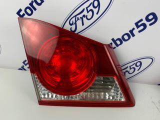 Запчасть фонарь в крышку багажника задний левый Honda Civic 4D 2006-2008