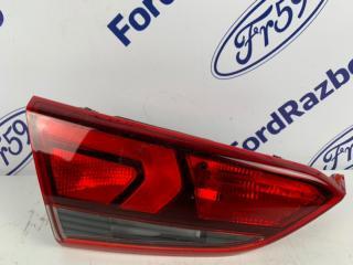 Запчасть фонарь в крышку багажника задний левый Hyundai Solaris 2017-н.в