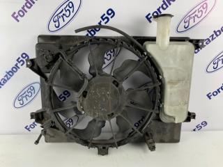 Запчасть диффузор с вентилятором Kia Ceed 2012-2017