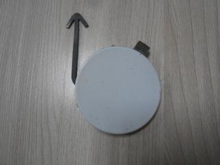 Запчасть заглушка бампера передняя Skoda Rapid 2014