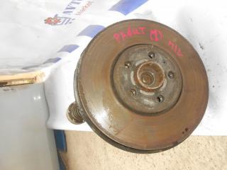 Запчасть тормозной диск передний левый Skoda Rapid 2014