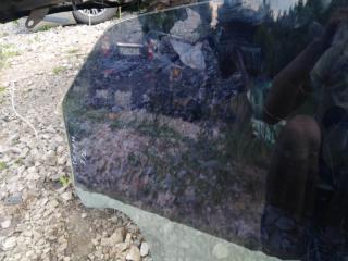 Запчасть стекло двери заднее левое Renault Logan 2009