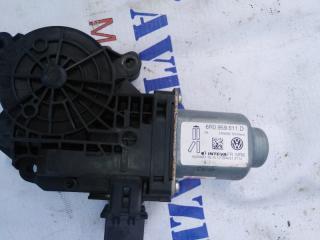 Запчасть мотор стеклоподъемника задний левый Skoda Fabia 2012