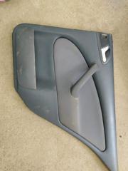 Запчасть обшивка двери задняя правая Skoda Octavia 2004