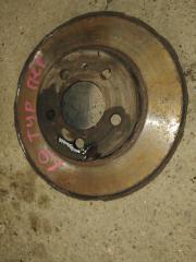 Запчасть тормозной диск передний Skoda Octavia 2004