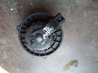 Запчасть моторчик отопителя Hyundai Solaris 2013