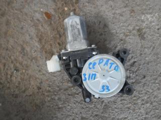 Запчасть мотор стеклоподъемника задний правый Kia Cerato 2 АКПП 2012