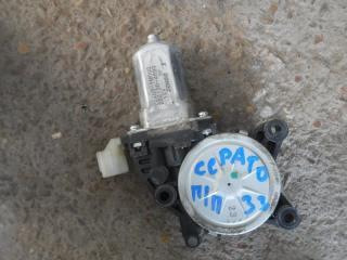 Запчасть мотор стеклоподъемника передний правый Kia Cerato 2 АКПП 2012