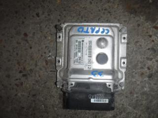 Запчасть блок управления двигателем Kia Cerato 2 АКПП 2012