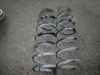 Запчасть пружина задняя Skoda Fabia 2010
