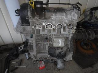 Запчасть двигатель Skoda Rapid 2015