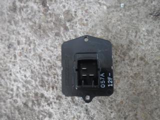 Запчасть резистор отопителя Mitsubishi ASX 2WD 2012