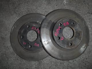 Запчасть тормозной диск Toyota Auris 2008