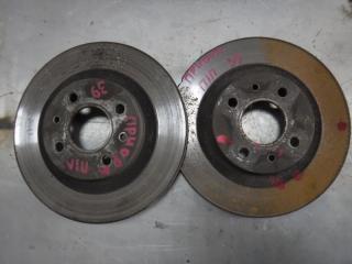 Запчасть тормозной диск передний LADA Приора ЛЮКС 2010