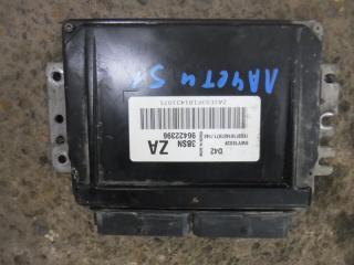 Запчасть блок управления двигателем Chevrolet Lacetti 2008