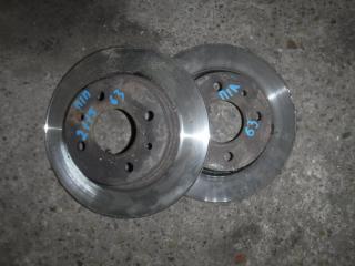 Запчасть тормозной диск ВАЗ 2115 2006