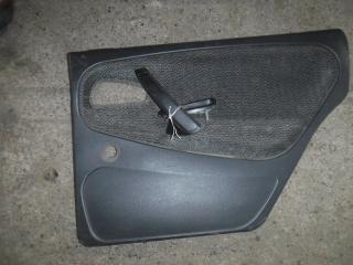 Запчасть обшивка двери задняя правая ВАЗ 2115 2006