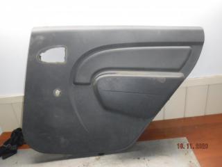 Запчасть обшивка двери задняя правая Renault Logan 2009