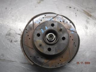 Запчасть тормозной диск задний левый LADA Калина Спорт 2011