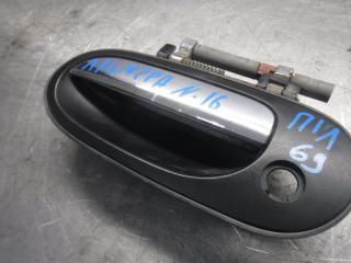 Запчасть ручка двери передняя левая Nissan Almera 2005